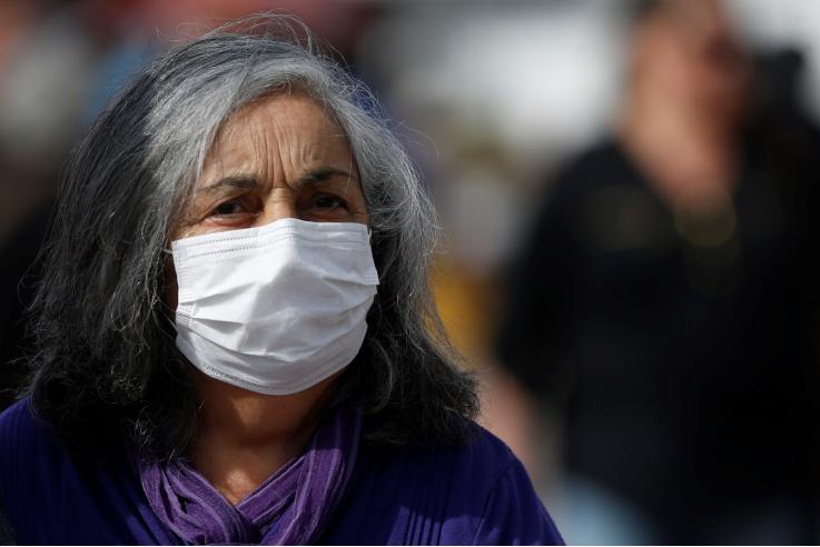 智利71%的受访者不相信政府提供的疫情信息 确诊病例11812例