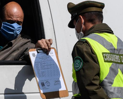 智利是世界上203个受新冠肺炎疫情影响最严重的国家之一