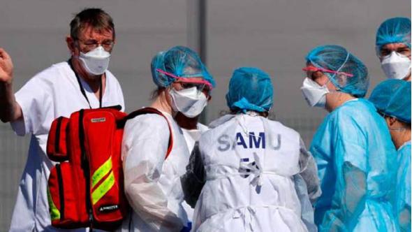 """首都批发区""""封城""""时间延长到4月16日 智利累计确诊感染病例5546例"""