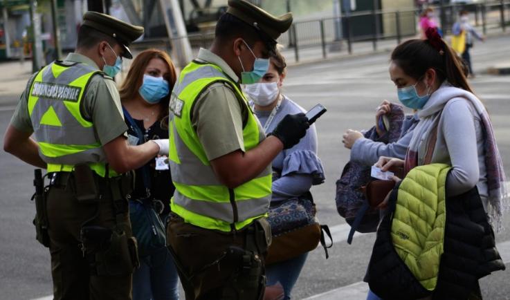 """冬天要来了,智利疫情会越来越危险吗? 确诊感染已达2万多例 韩国街批发区也要""""封城"""""""