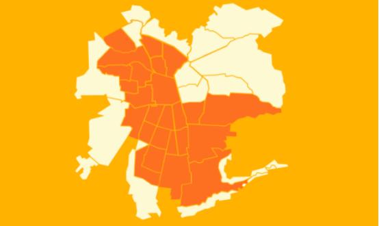 """首都大区将增加12个""""封城""""区 涉及493万人被隔离"""