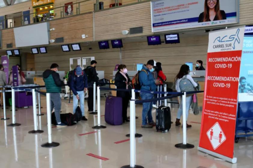 """智利新增6770例!美国发出旅游警告称""""不要前往智利"""""""