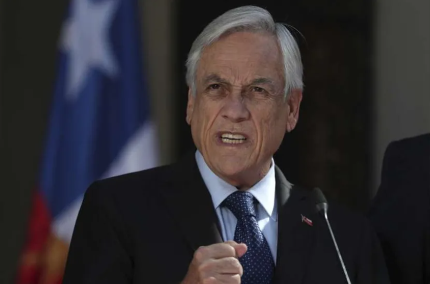 """新增5164例!智利首位警察感染死亡 总统拒绝国际媒体 """"激进主义""""的恶意批评"""