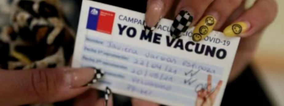 智利疫苗接种率已超总人口80% 正在评估第三剂接种