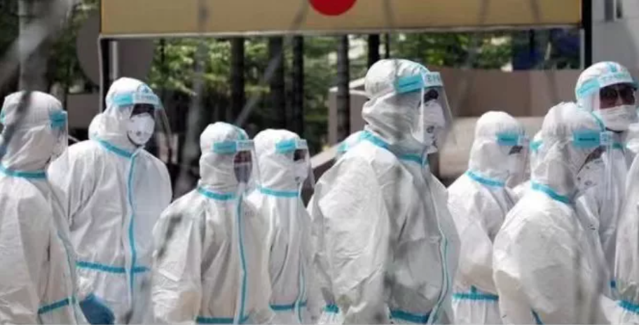 """智利开始""""第三剂""""新冠疫苗接种计划"""