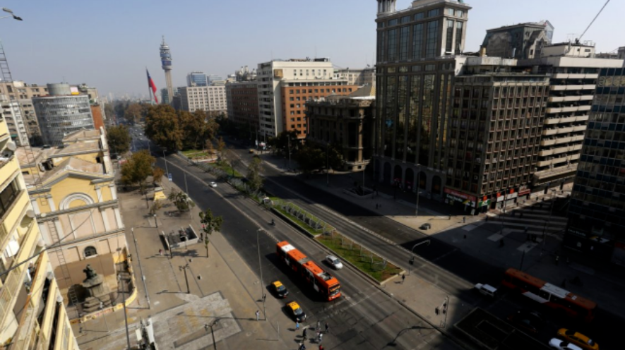 智利新增7972例!首都大区的医疗处于崩溃状态 再次实行全面封城措施