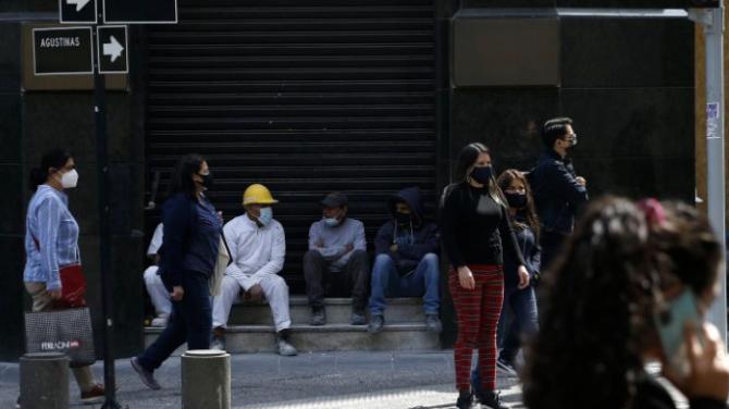 """智利新增6122例!协侨部:还有侨胞感染后当""""感冒""""发展至重症 这样很危险!"""