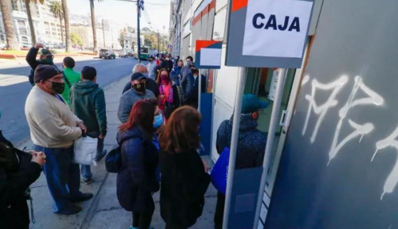 哪怕养老金都清空 80%的智利人还是愿意参与第三次的支取