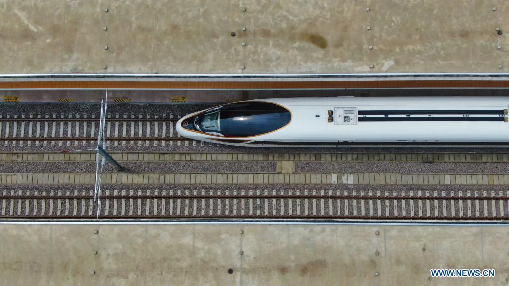 Ferrocarril de alta velocidad Chaoyang-Linghai puesto en funcionamiento