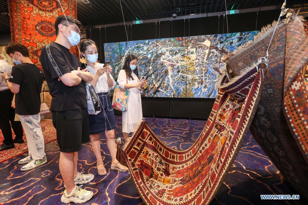 Shanghai celebra exposición de arte China-Pakistán