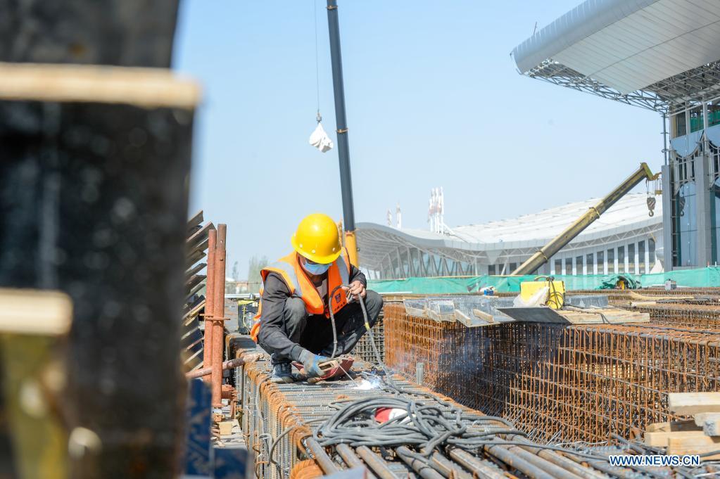 Xinjiang: Proyecto de ampliación del Aeropuerto Internacional de Kashgar