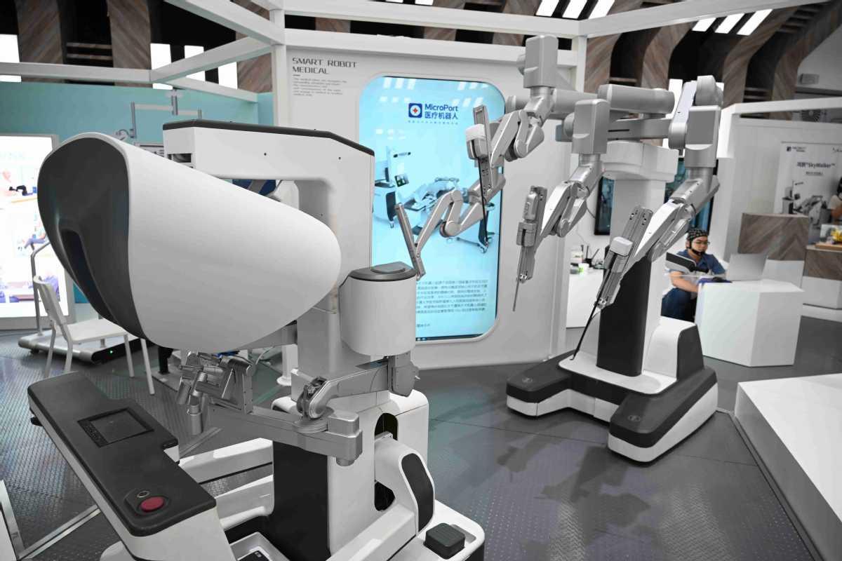 Directriz subraya la innovación tecnológica como fuerza motriz en la Nueva Área Pudong